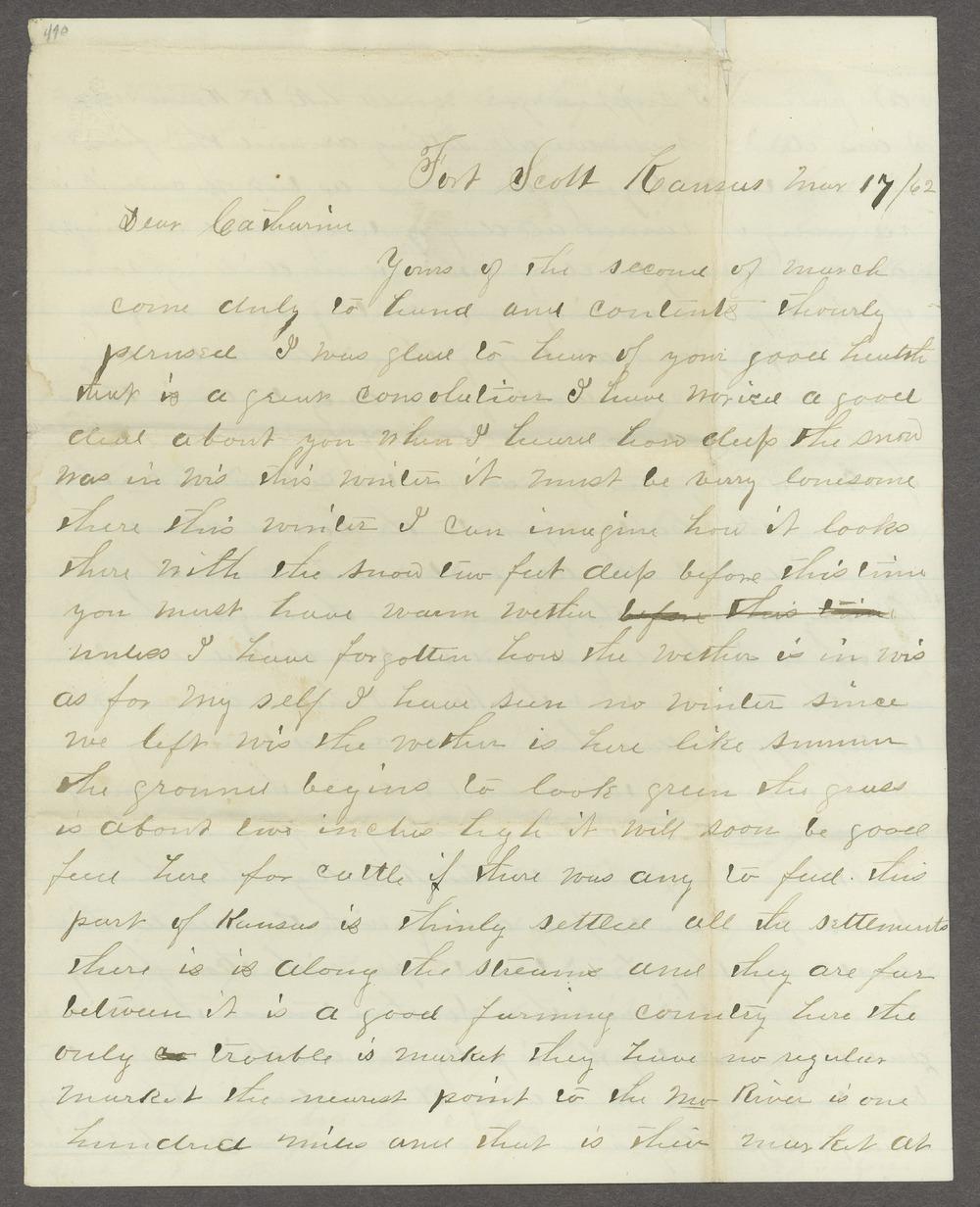 Aiken J. Sexton correspondence - 5