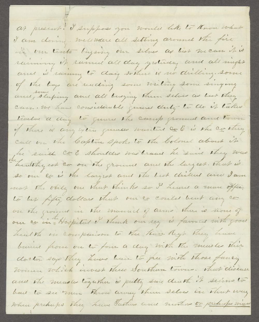 Aiken J. Sexton correspondence - 6