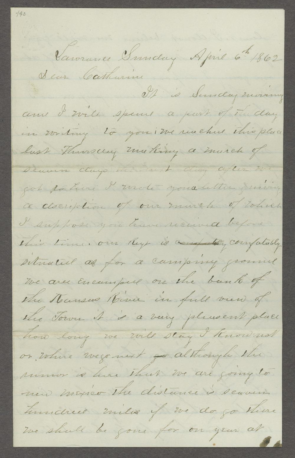 Aiken J. Sexton correspondence - 9