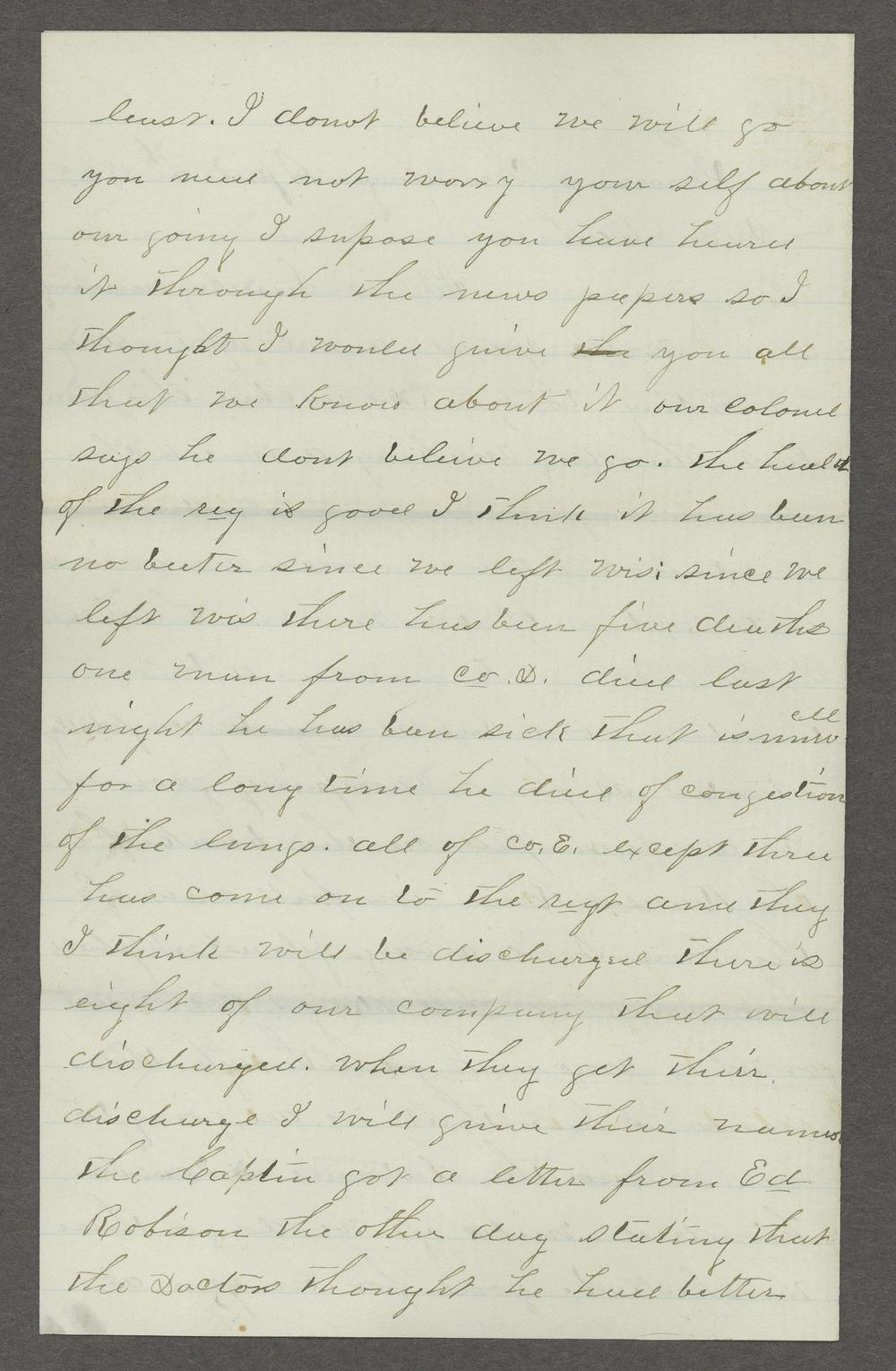 Aiken J. Sexton correspondence - 10