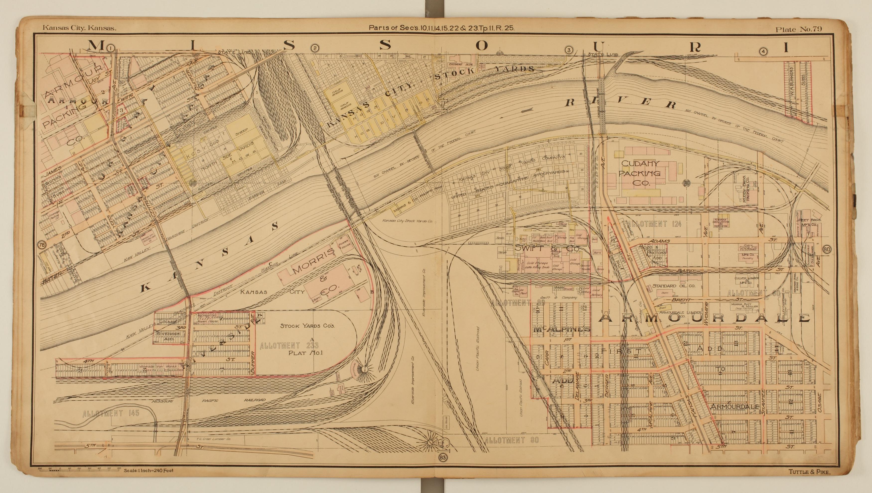 Tuttle and Pike's atlas of Kansas City, Kansas - 5