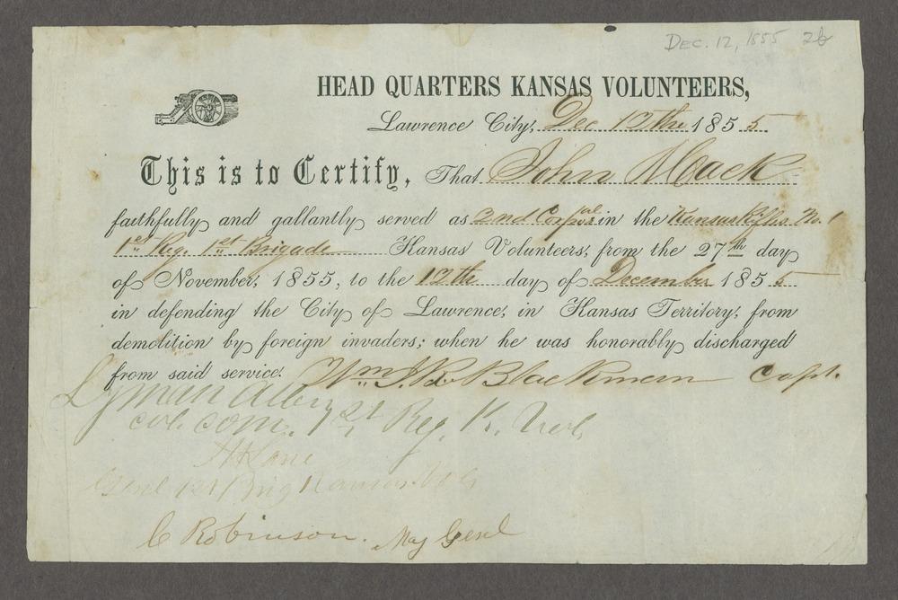 Draft of the Wakarusa treaty - 10