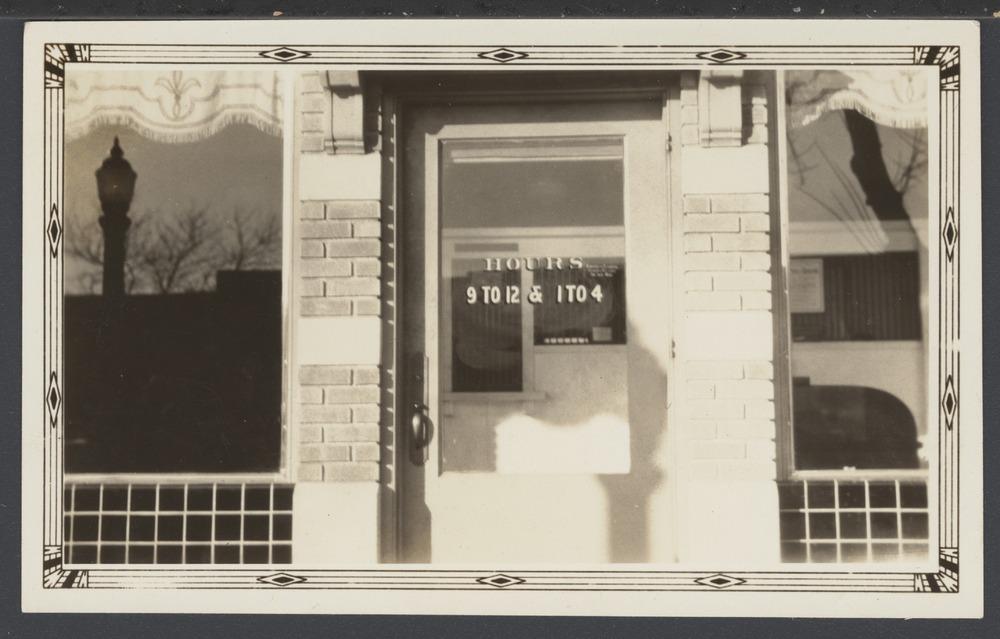 Cimarron State Bank in Cimarron, Kansas - 1