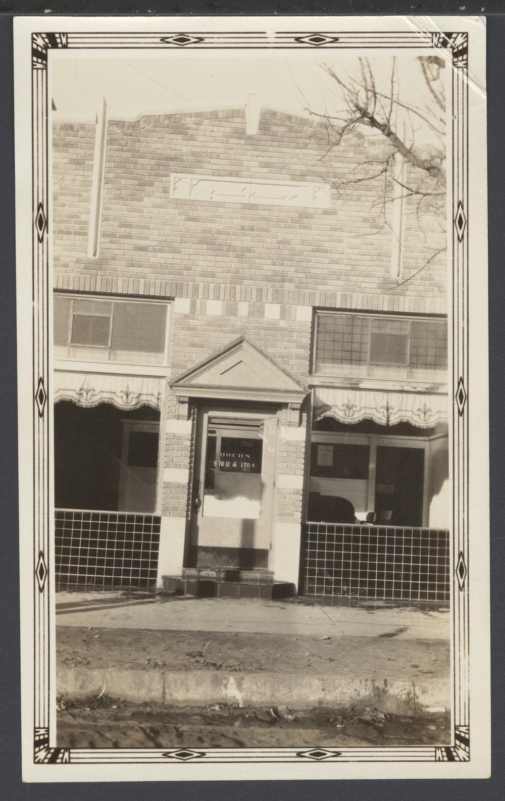 Cimarron State Bank in Cimarron, Kansas - 2