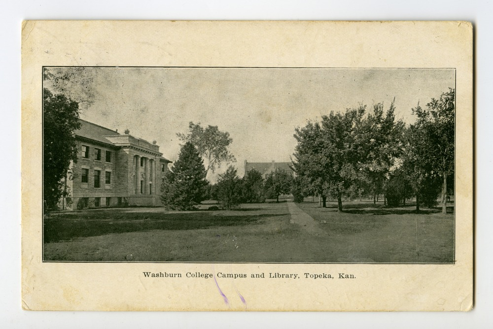 Washburn University campus, Topeka, Kansas - 1