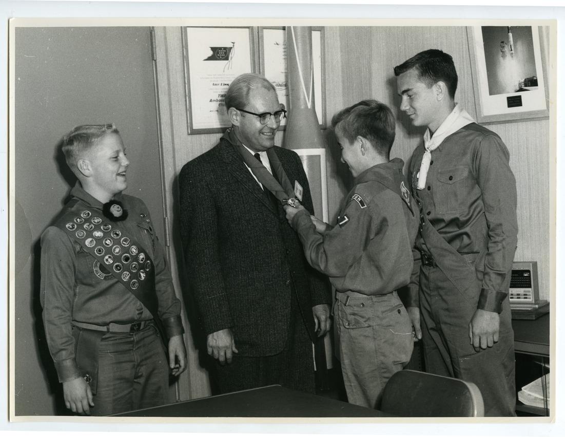 Frederick Lee Hall - 3