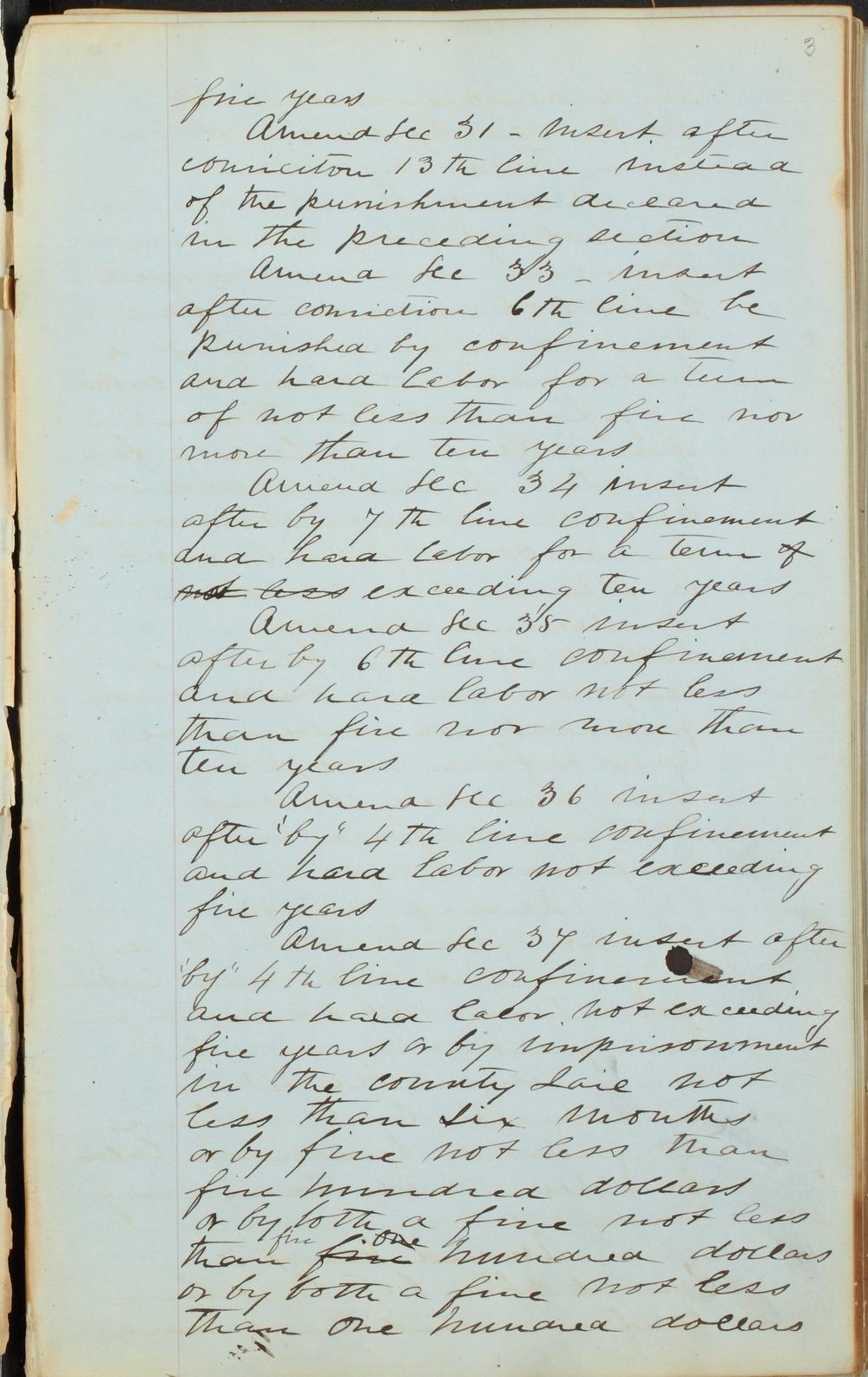 Kansas Territory council journal - 3