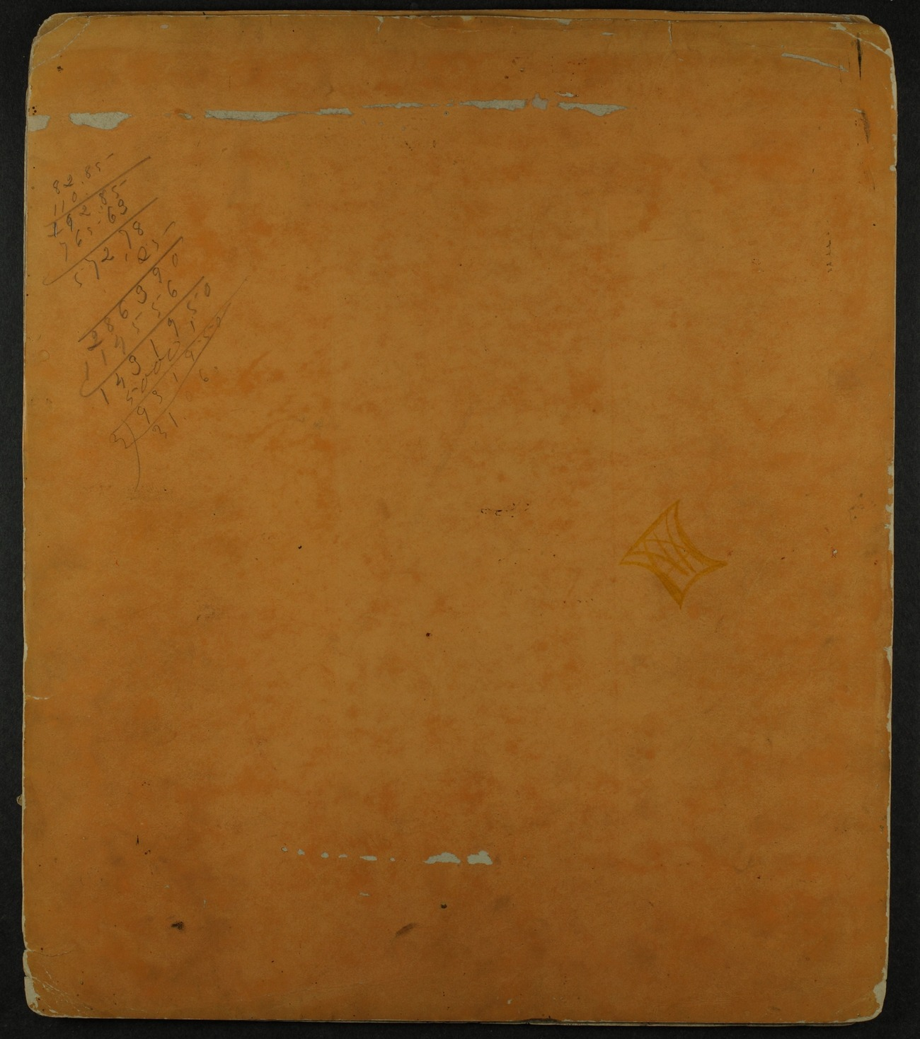 Shawnee Indian reservation plat maps of 1854 - 7