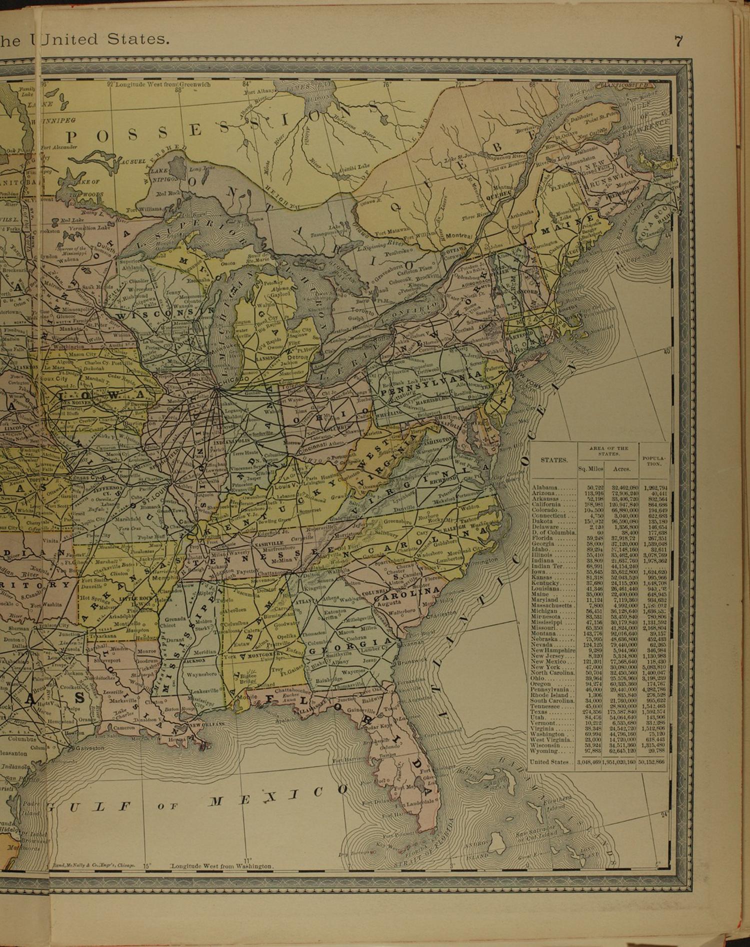 Historical plat book of Washington County, Kansas - 7