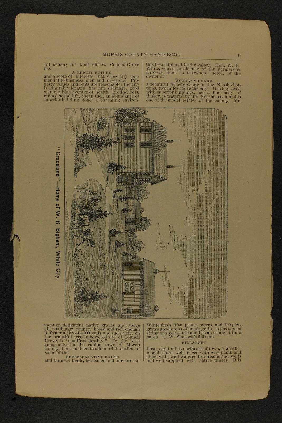 Handbook of Morris County, Kansas - 9