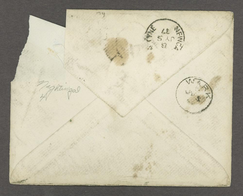 Florence Nightingale correspondence - 8