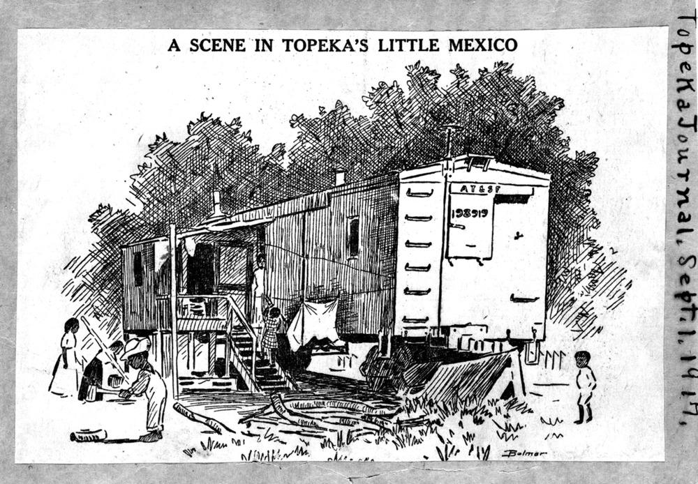 """""""Little Mexico"""", Topeka, Kansas"""