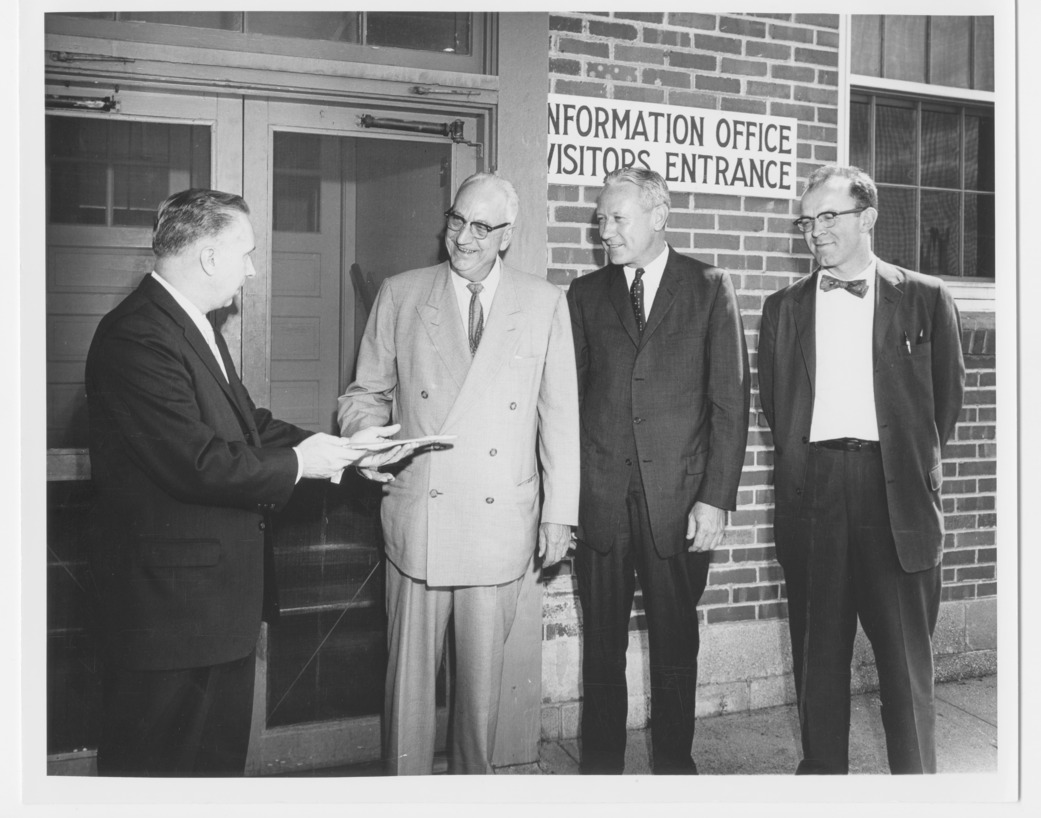 Opening of Kansas Neurological Institute in Topeka - 1