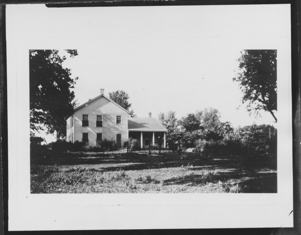 Rossville residence and former stagecoach stop