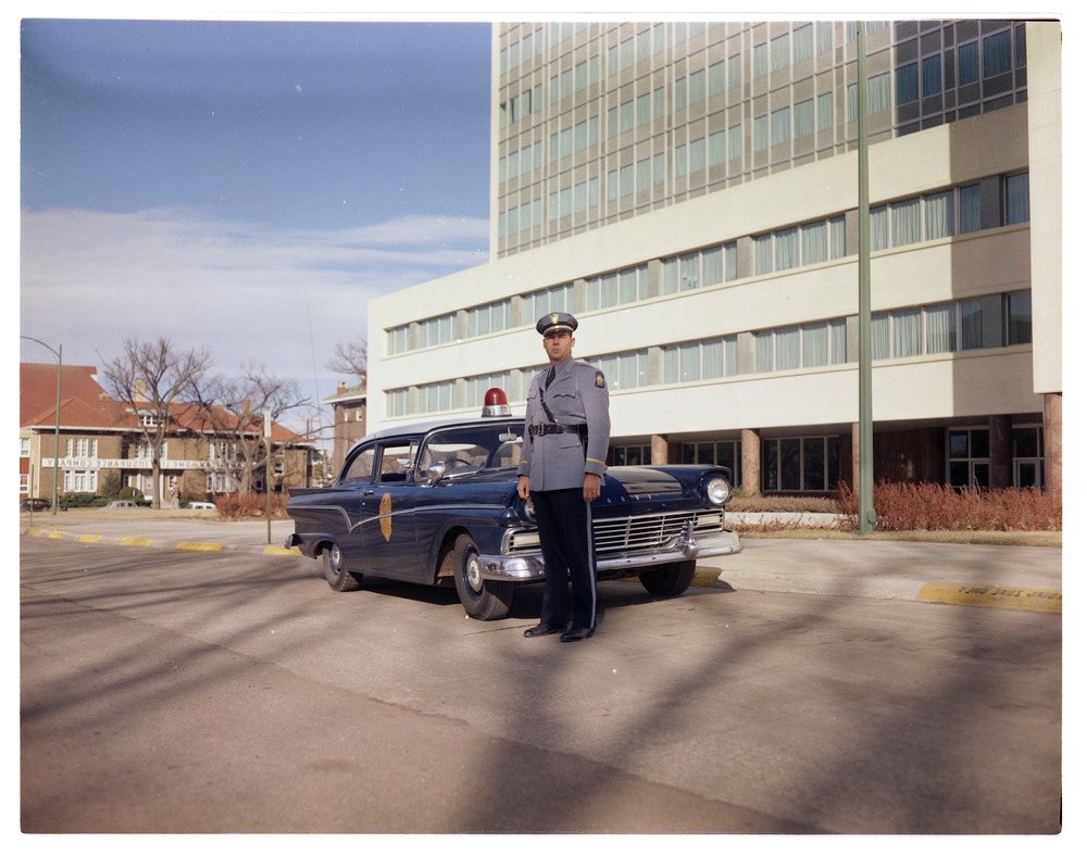 Kansas Highway Patrol, Topeka, Kansas