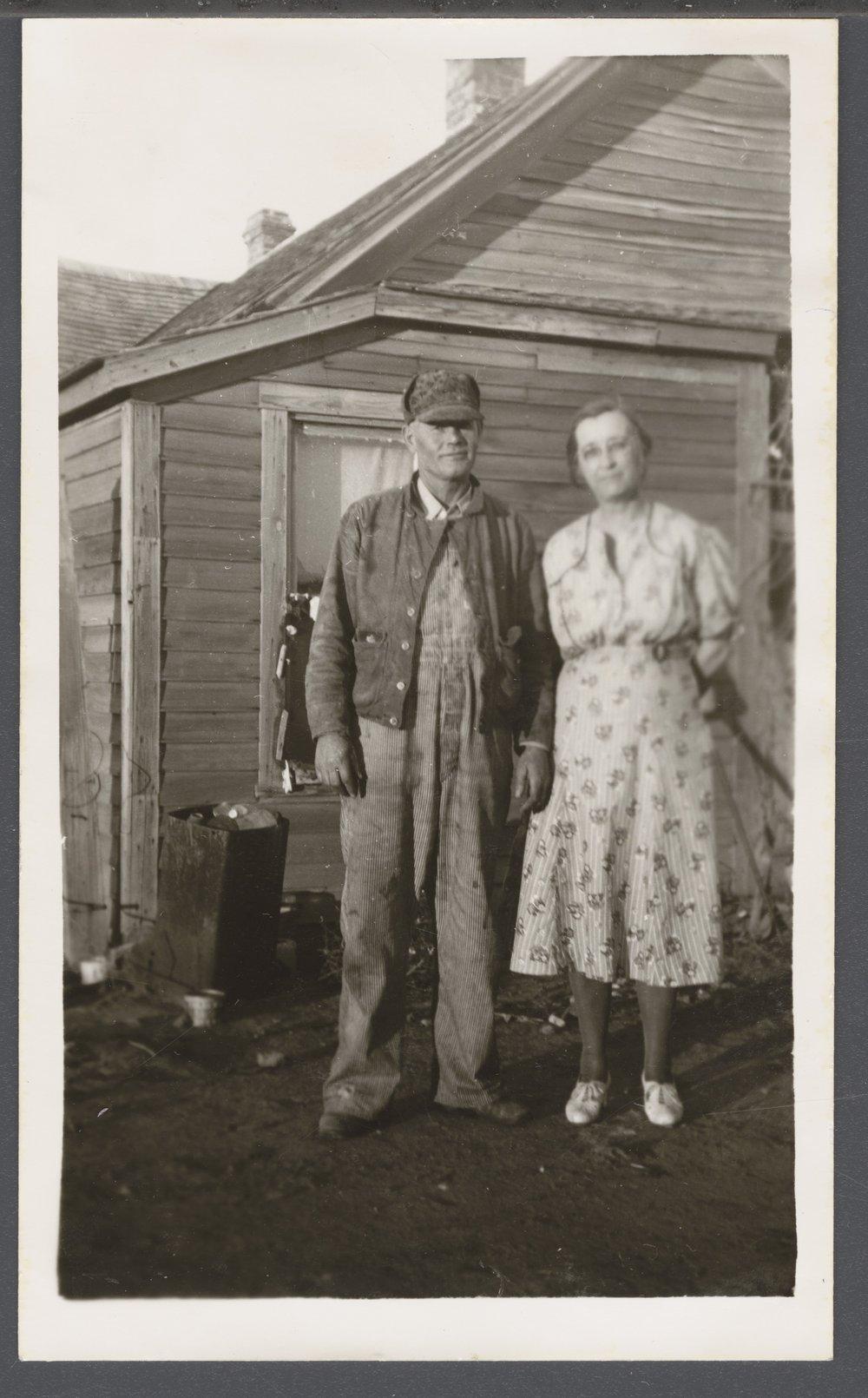 Arthur Alexander and Christena Randall - 2
