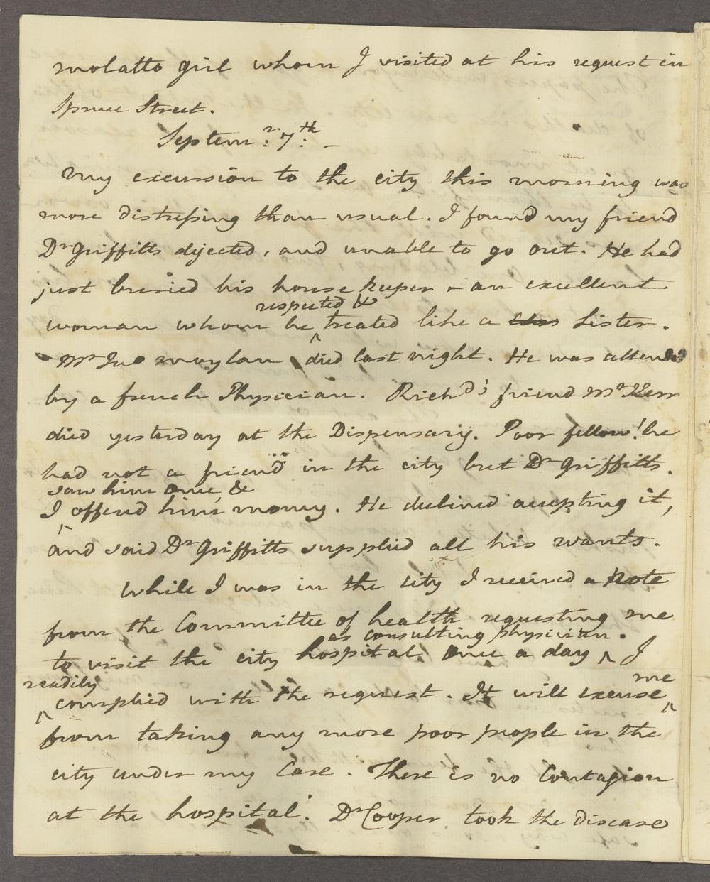 Benjamin and Richard Rush papers - 4