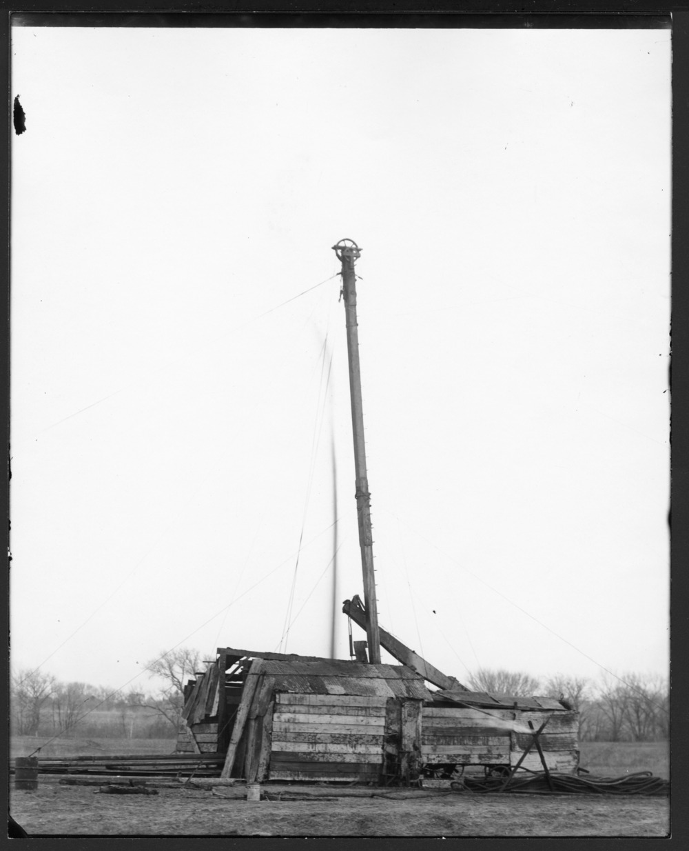 Views of the Allen County petroleum industry - 1