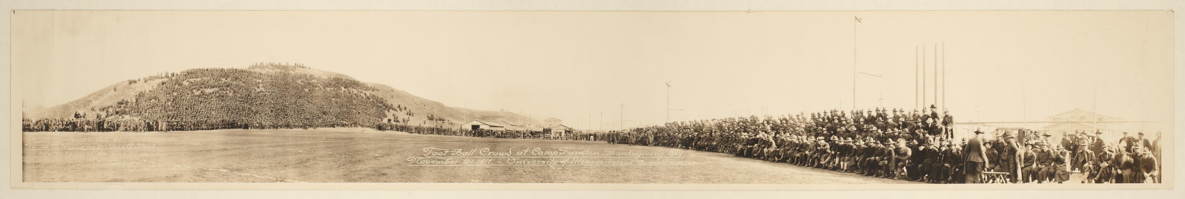 Camp Funston, Fort Riley