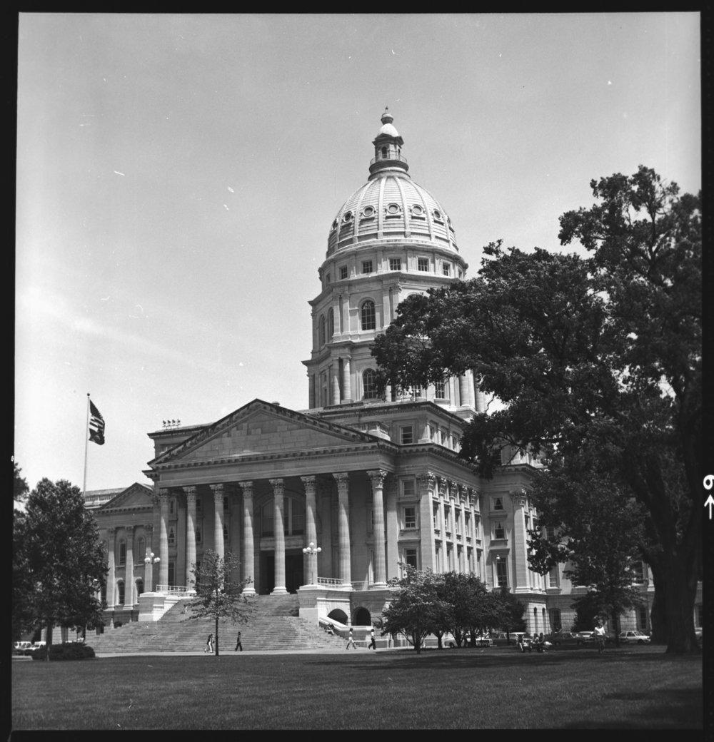 State Capitol building, Topeka, Kansas - 1