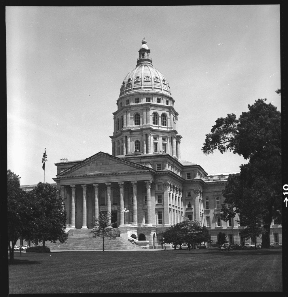 State Capitol building, Topeka, Kansas - 2