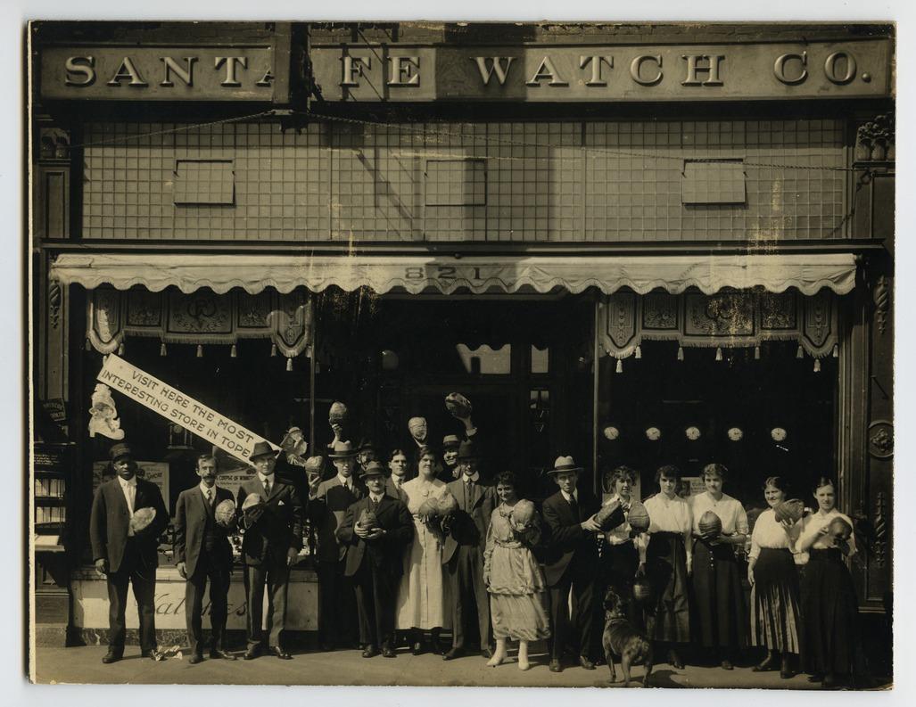 Santa Fe Watch Company, Topeka, Kansas