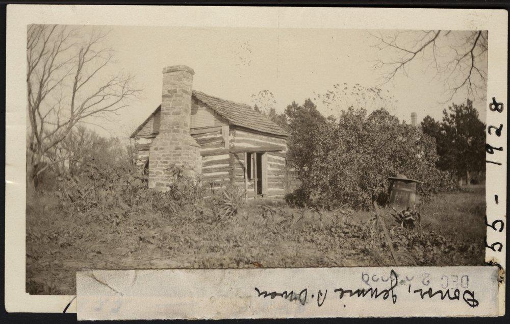 W.J. Campbell residence in Allen County, Kansas - *3