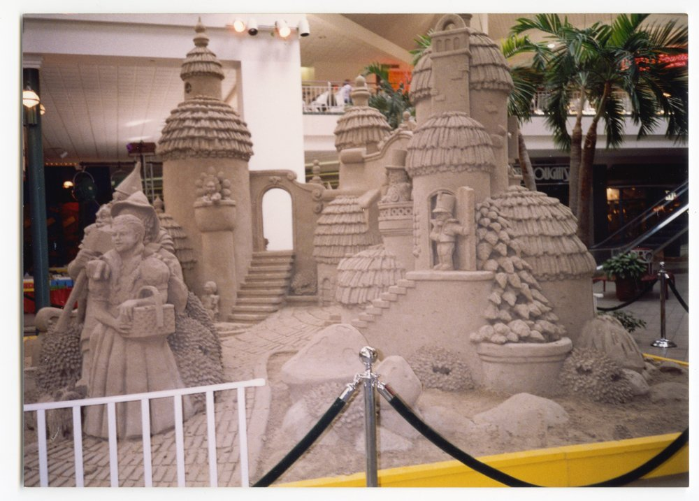 Sand sculptures in Topeka, Kansas - 7 *63