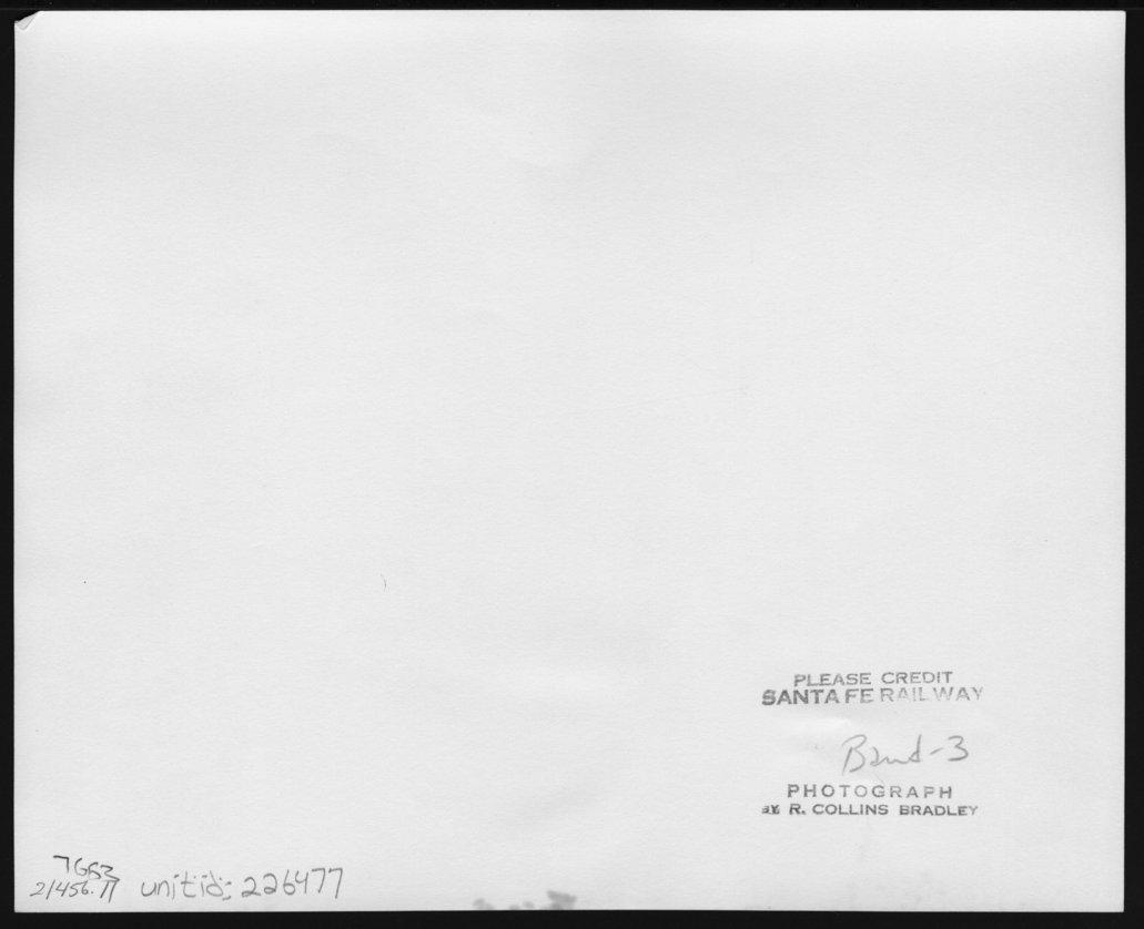 Atchison, Topeka and Santa Fe Railway Company band - 2