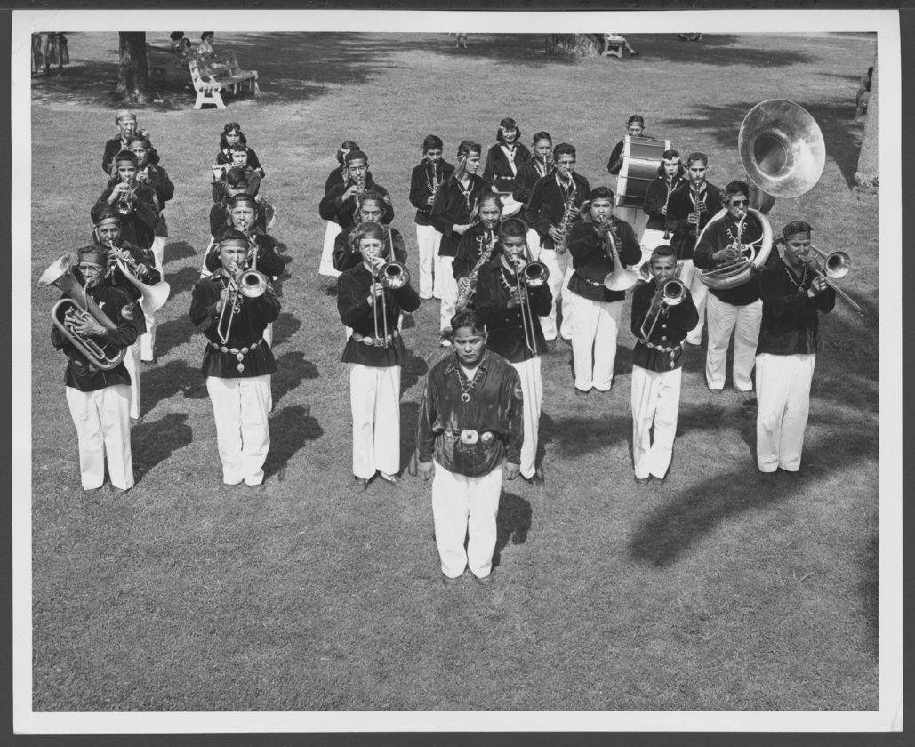Atchison, Topeka and Santa Fe Railway Company band - 1