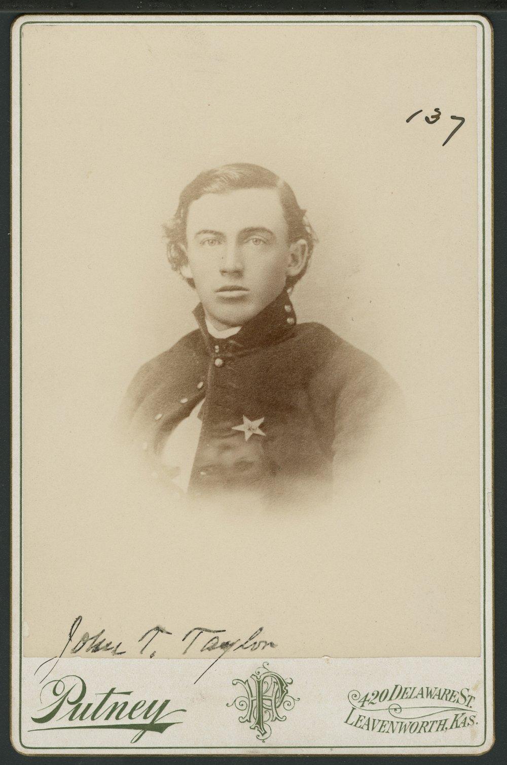 John T. Taylor - 1