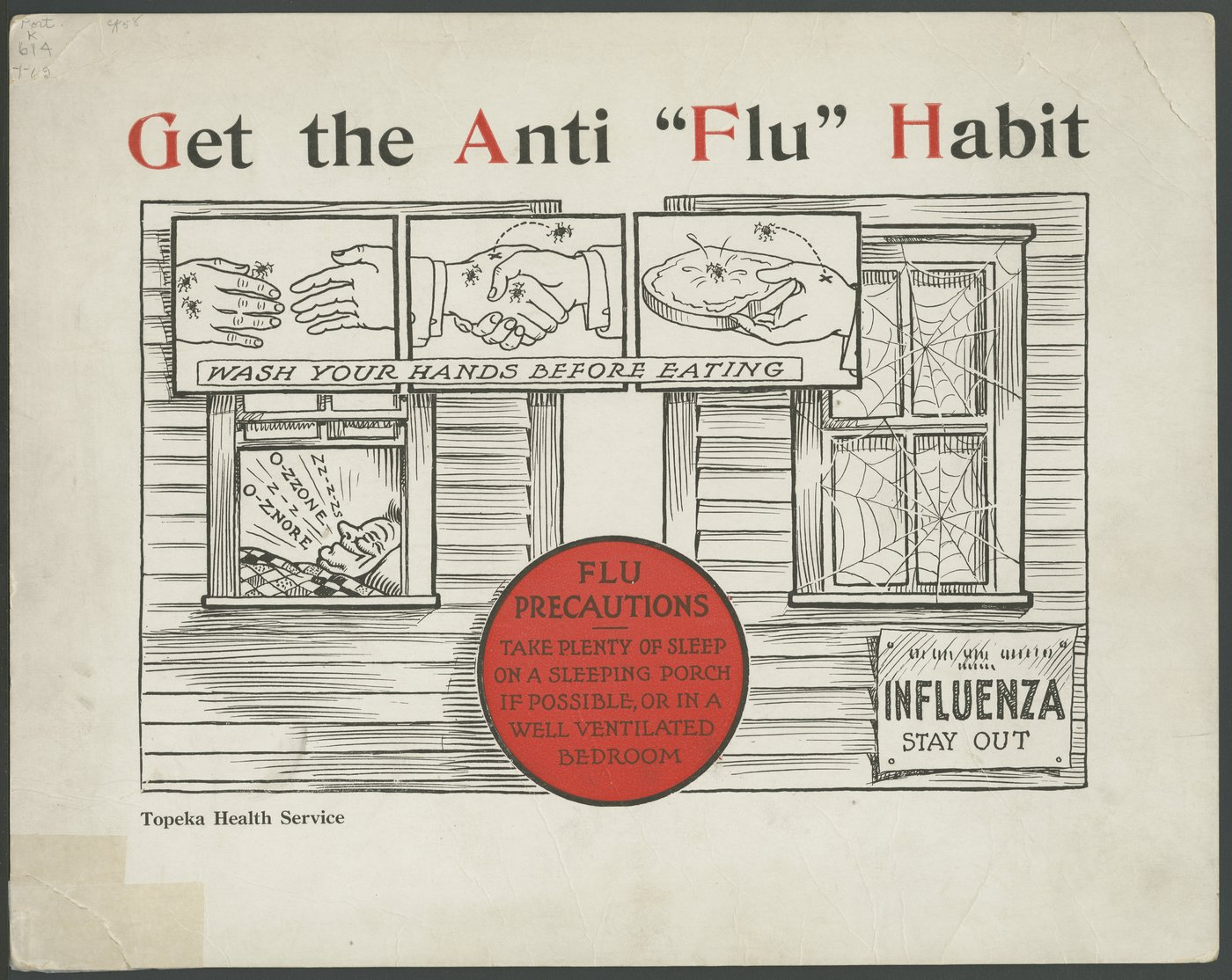 Get the anti flu habit