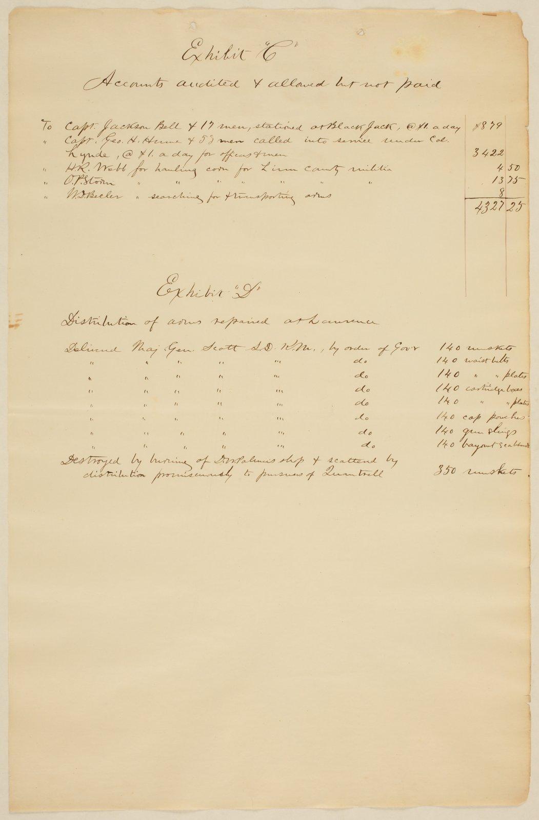 Report of Quartermaster General - 6