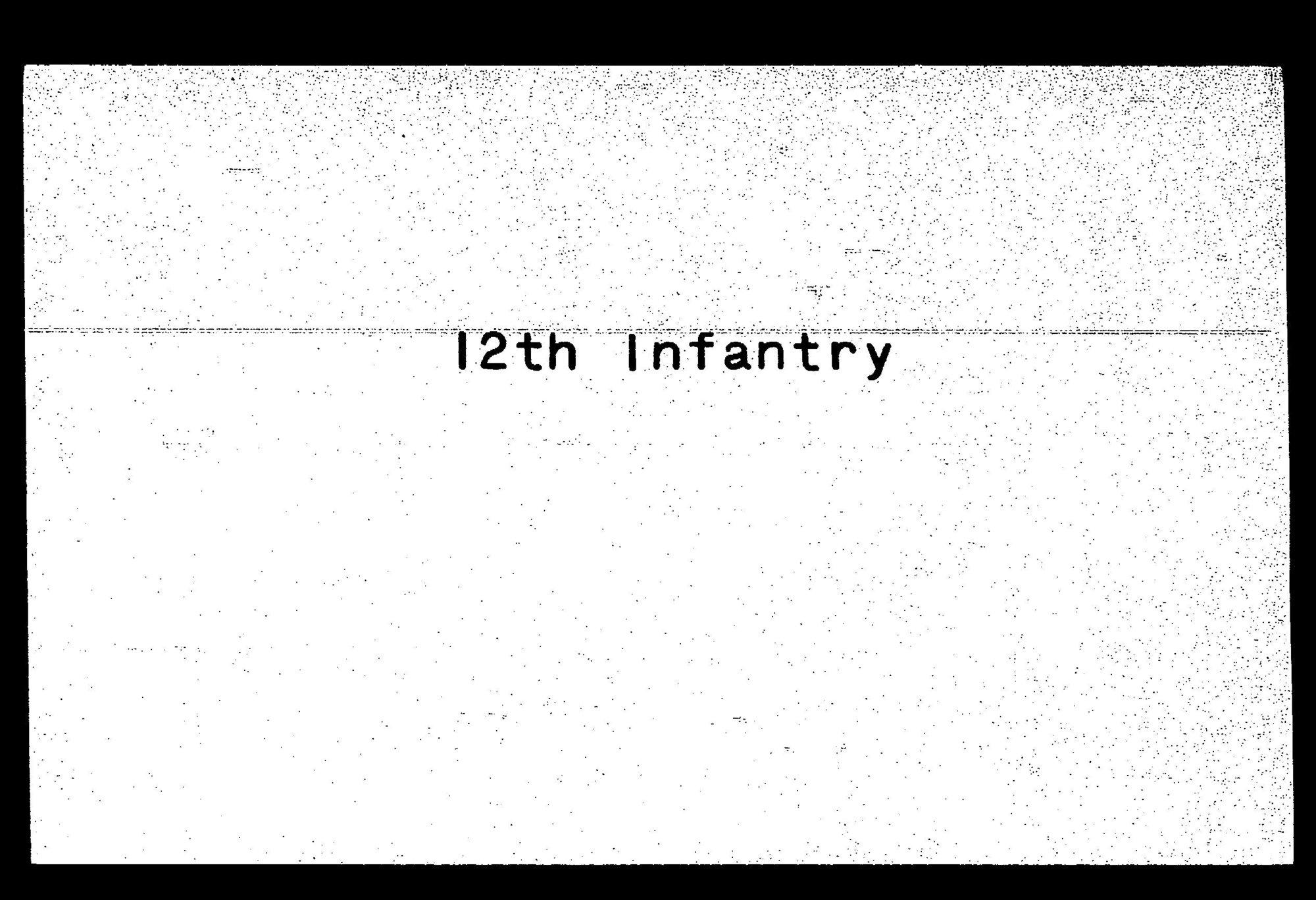 Descriptive roll, Twelfth Regiment, Cavalry, Kansas Civil War Volunteers, volume 2 - 1
