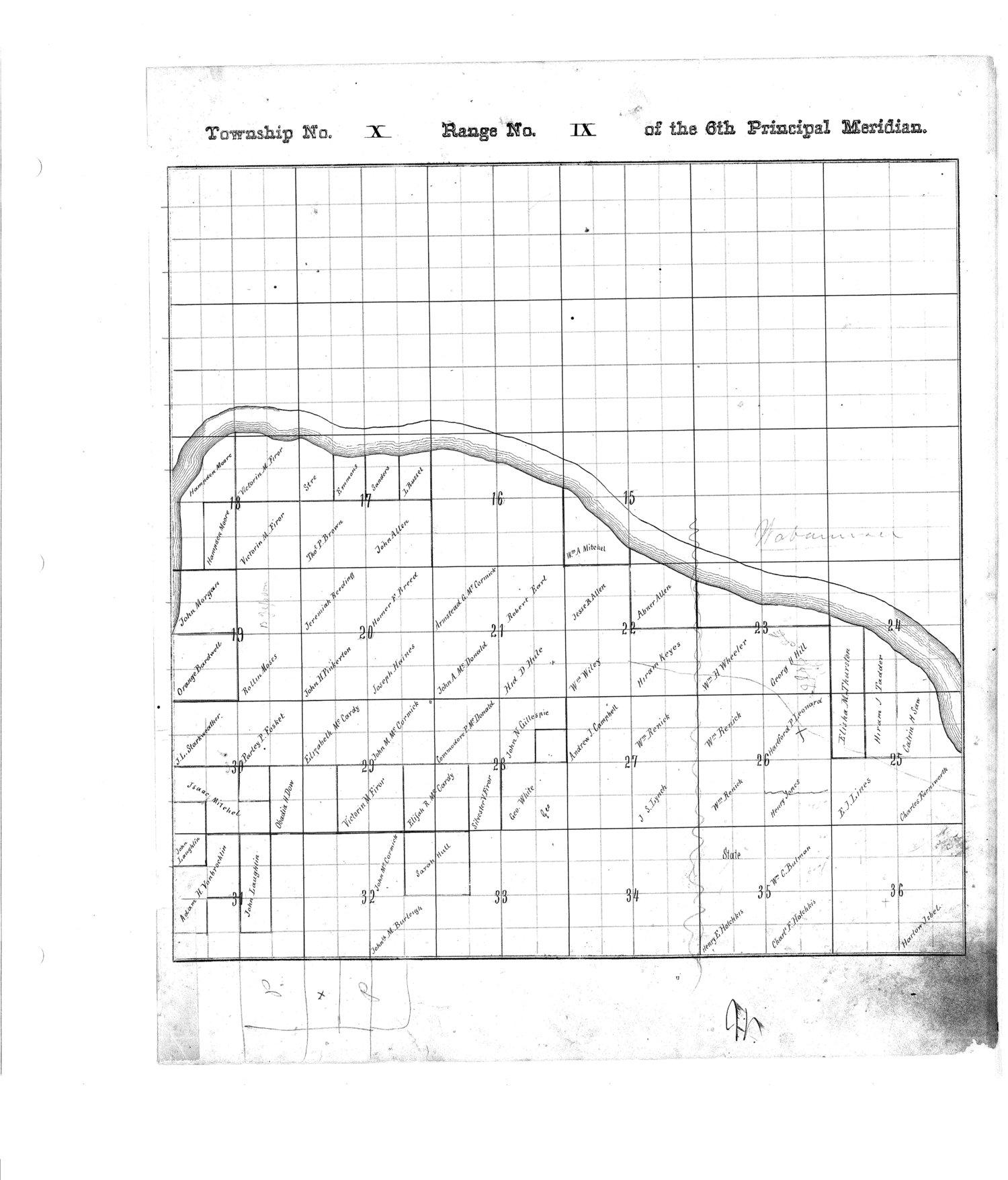 Richardson County and Wabaunsee County, Kansas, survey - 6