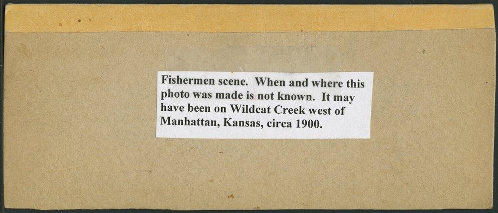 People fishing in Manhattan, Kansas - 2