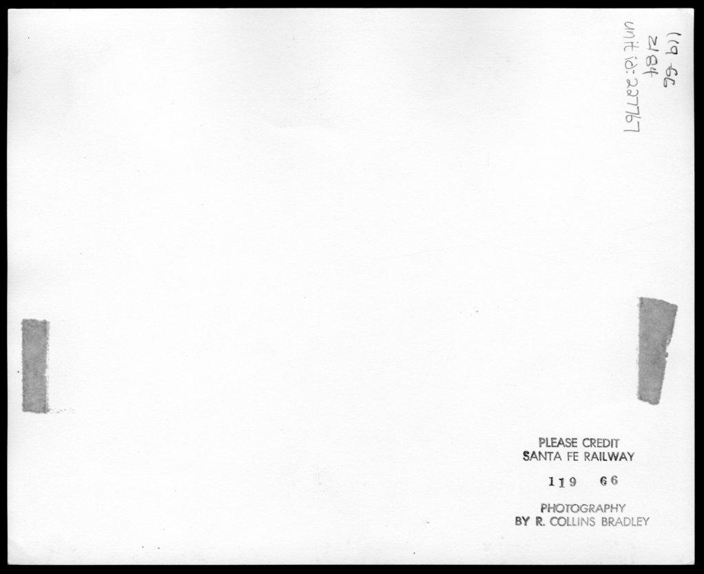 Atchison, Topeka & Santa Fe Railway Company box cars - 2