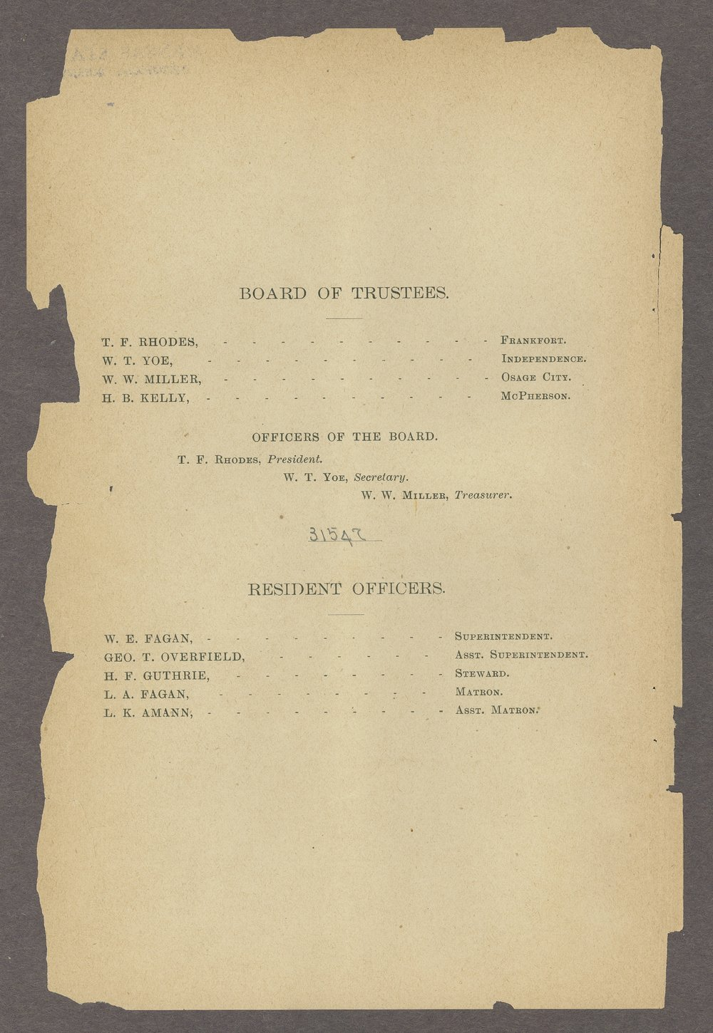 Biennial report of the State Reform School, 1892 - 4