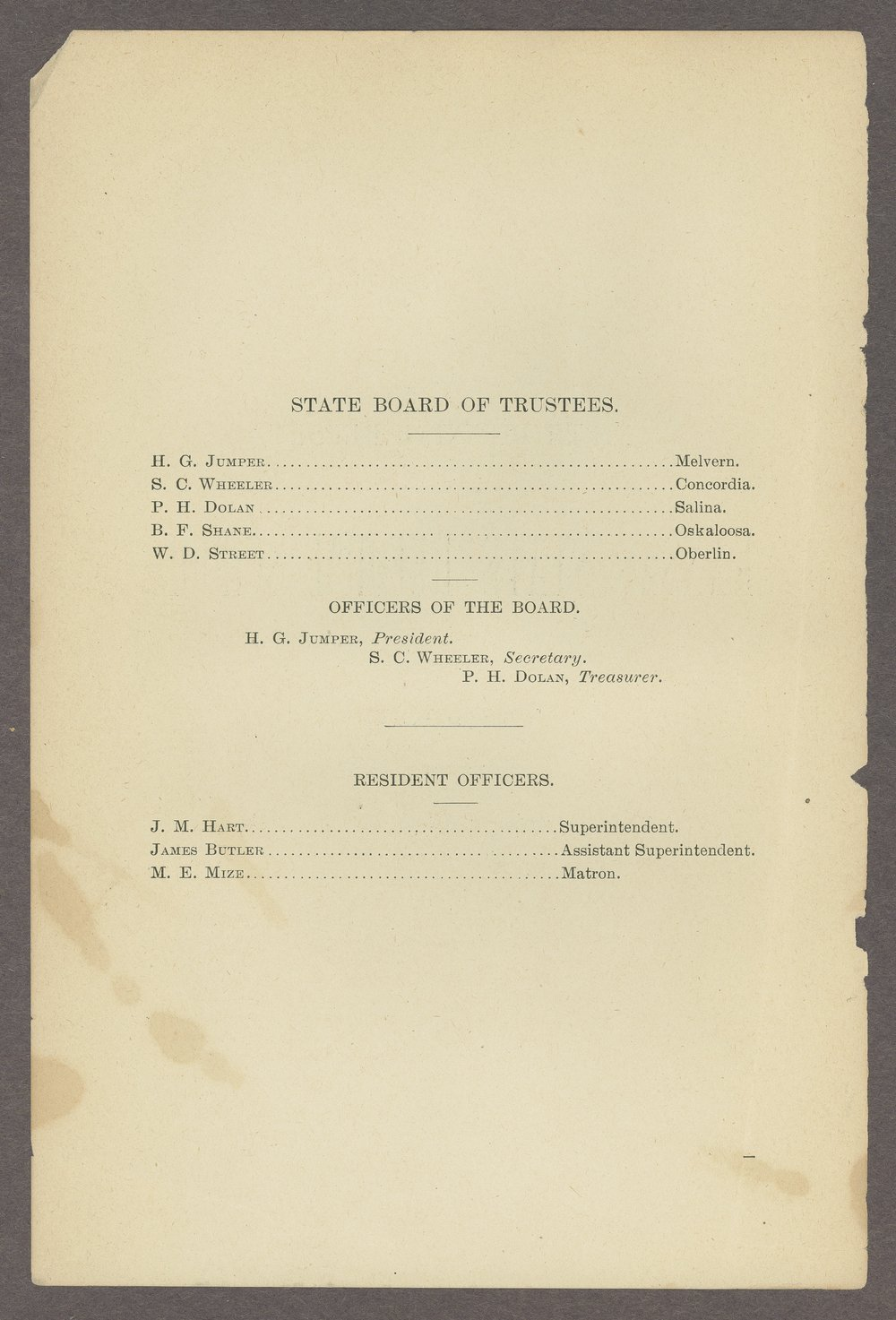 Biennial report of the State Reform School,1898 - 2