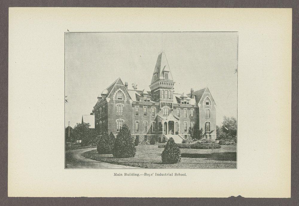 Biennial report of the Boys Industrial School, 1914 - 2
