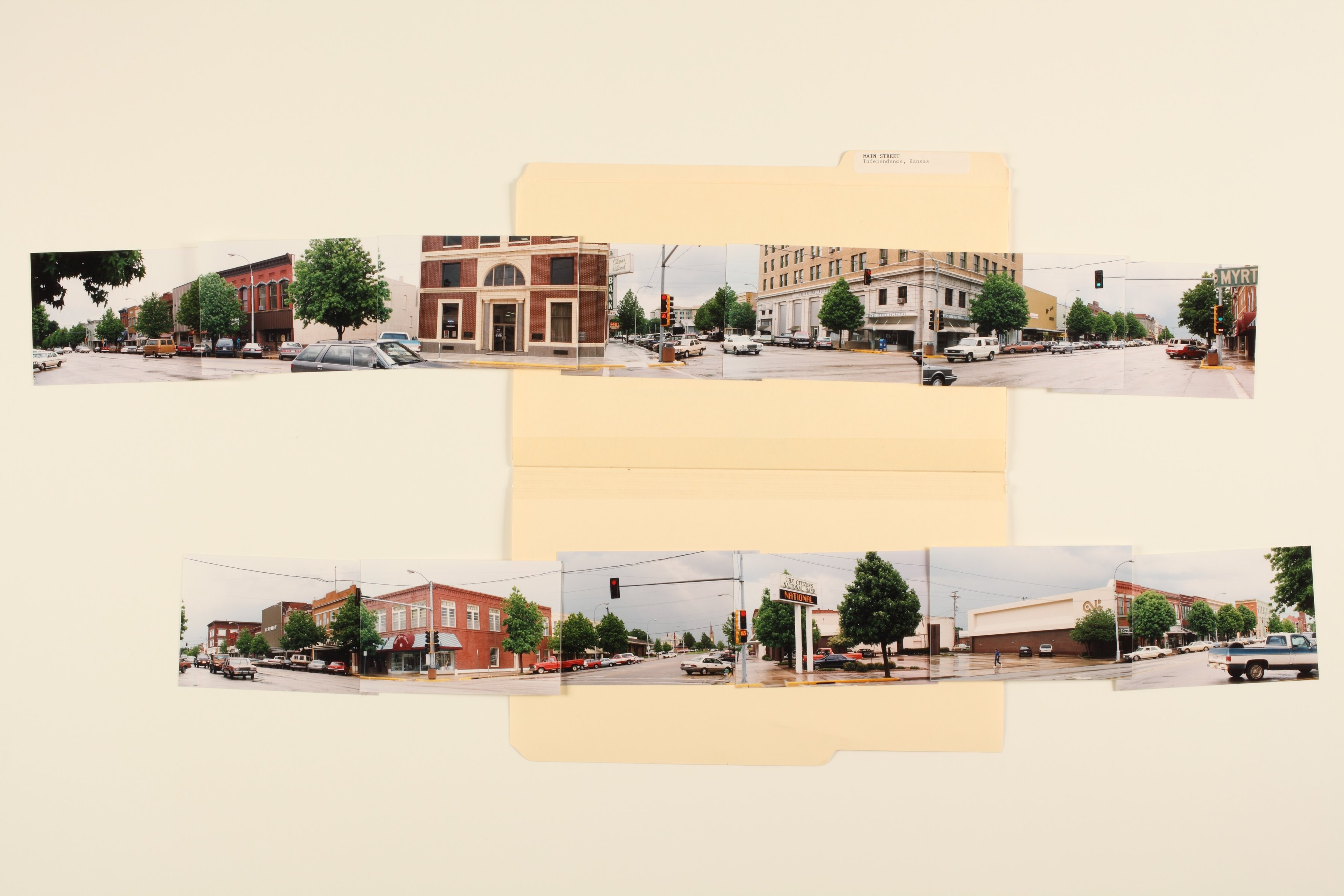 Kansas Film Commission site photographs, towns Independence to Ludell - 2