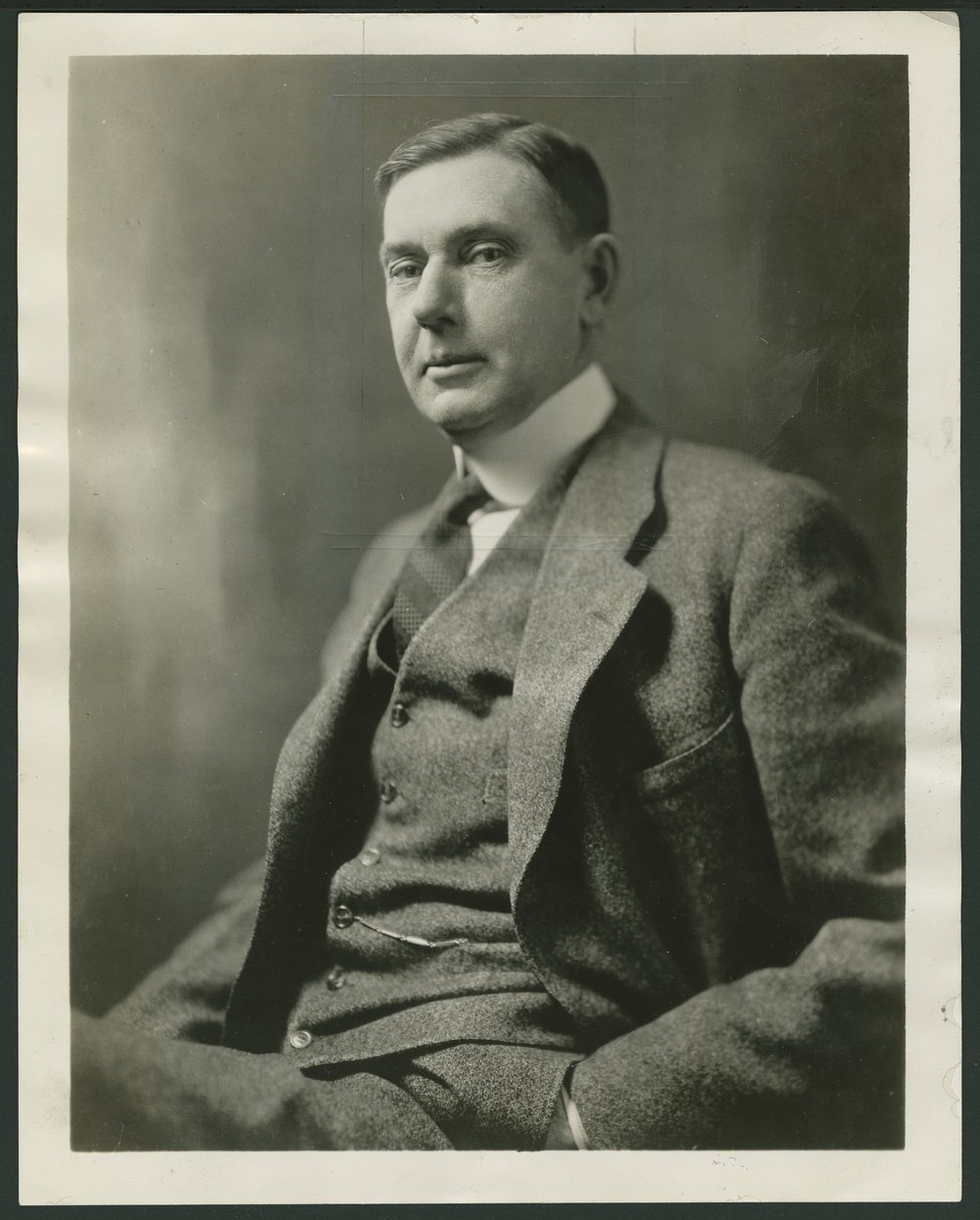 Dr. Elmer Verner McCollum - 1