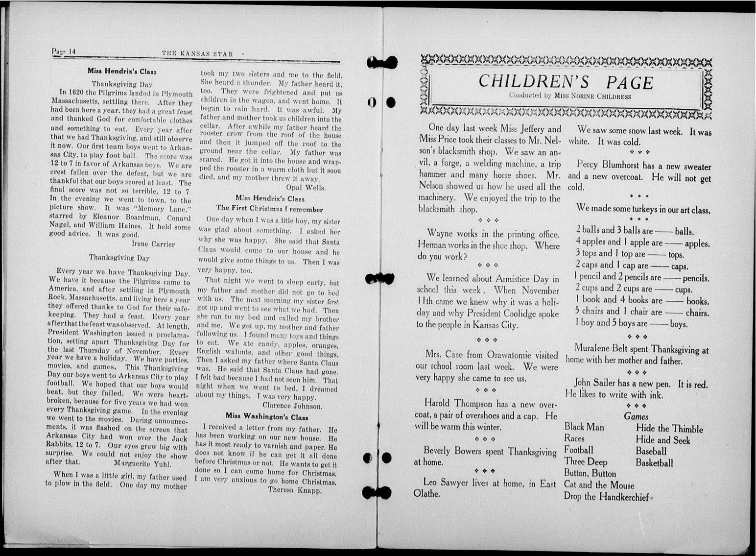 The Kansas Star, volume 50, number 6 - 14-15