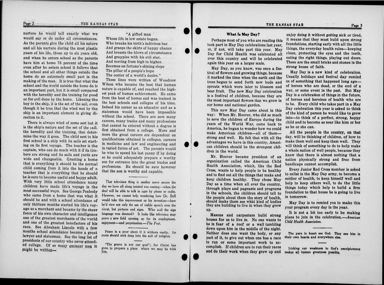 The Kansas Star, volume 50, number 16 - 2-3