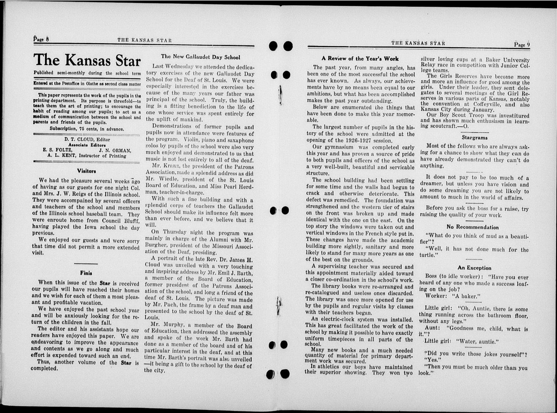 The Kansas Star, volume 50, number 16 - 8-9