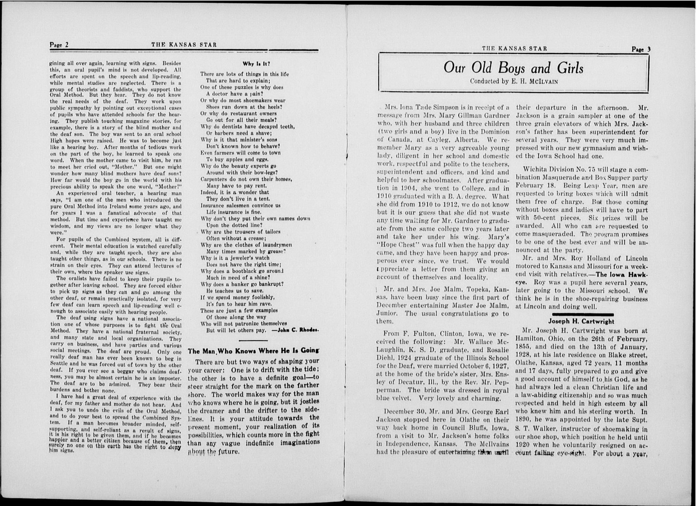 The Kansas Star, volume 51, number 6 - 2-3