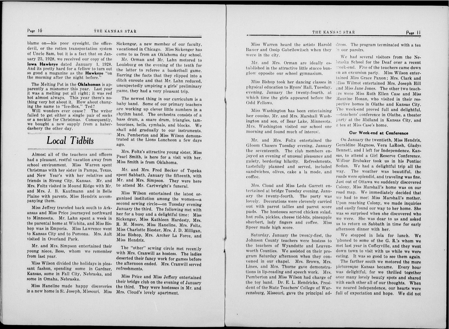 The Kansas Star, volume 51, number 6 - 10-11