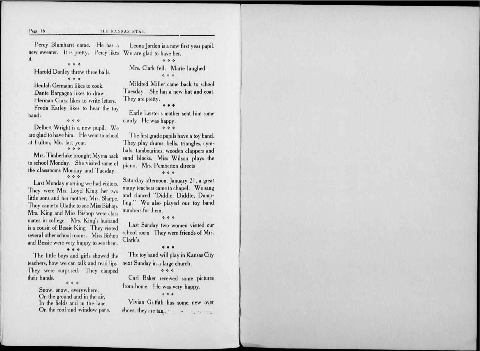 The Kansas Star, volume 51, number 6 - 16-Blank