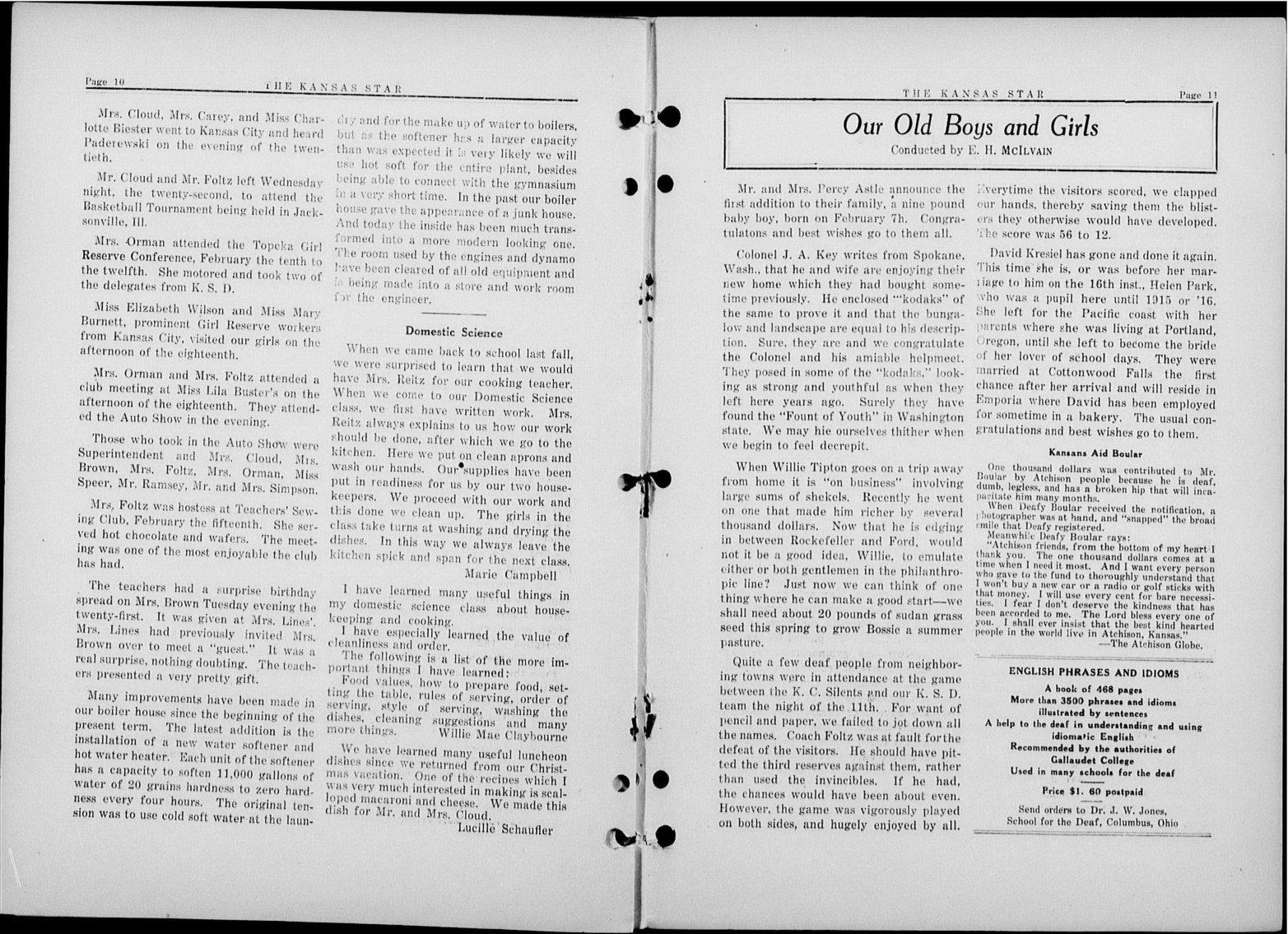 The Kansas Star, volume 51, number 8 - 10-11