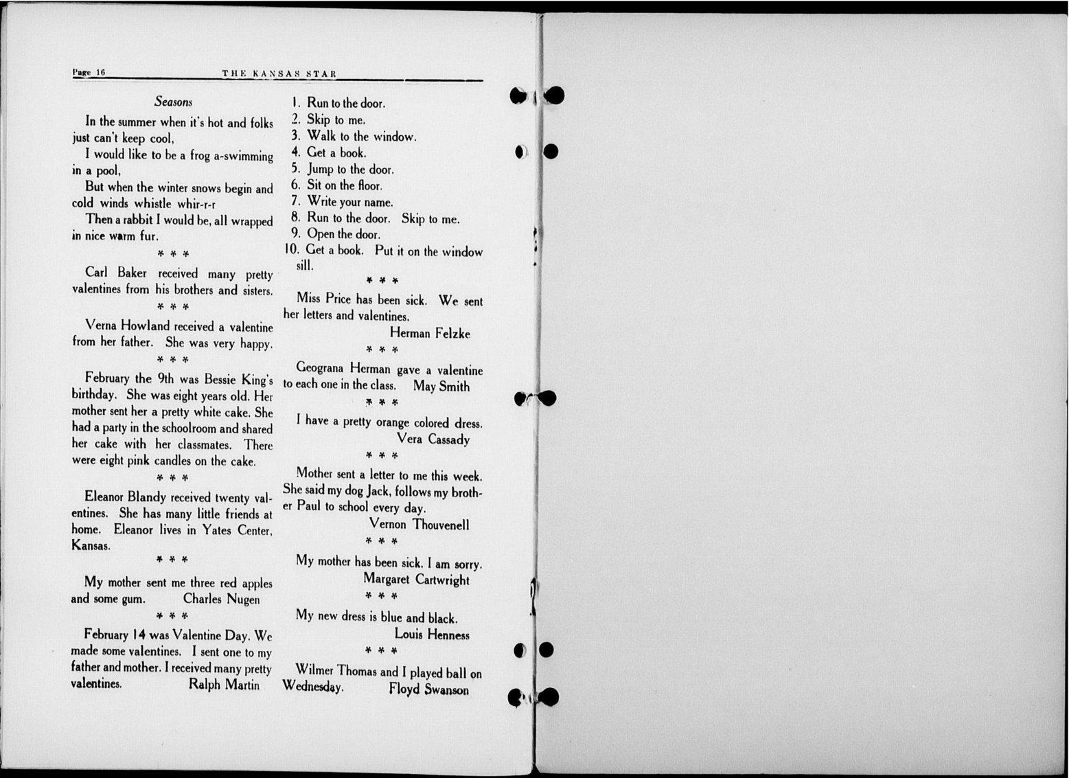 The Kansas Star, volume 51, number 8 - 16-Blank
